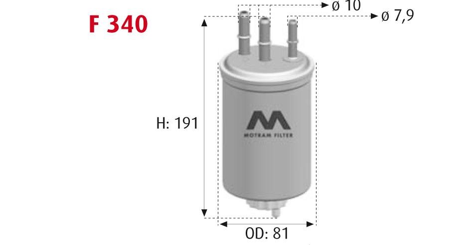 Purflux CS499 Inyecci/ón de Combustible