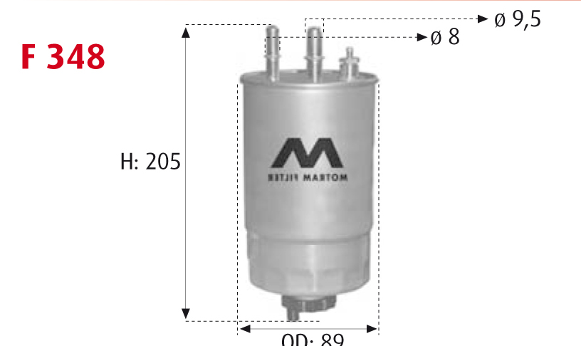 Purflux FCS711 Inyecci/ón de Combustible